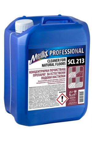 Medix ProfessionaL Концентриран почистващ препарат за естествени подови настилки, SCL 213, 5 L