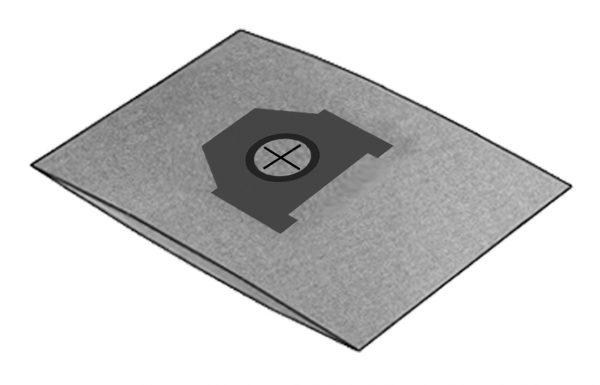 Хартиен филтър за прахосмукачка Zelmer , Bosch